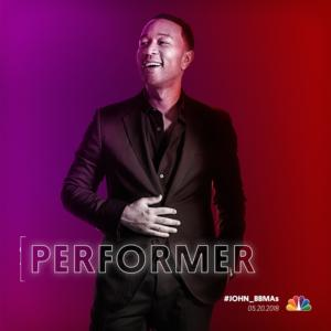 John Legend BBMAs