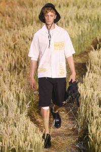 AMI Alexandre Mattiussi Spring Summer 2019 Menswear - Paris Fashion Week Men's Mattiussi 30 13 ale 0294