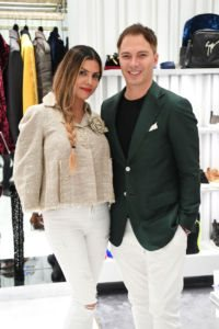 Adriana de Moura & Nick D'Annunzio