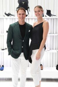 Nick D'Annunzio & Jocelyn Medland