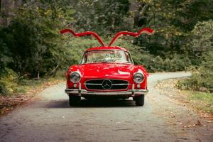 1955 Mercedes Benz 300 SL Gullwing Courtesy of RM Sotheby's 2 preview
