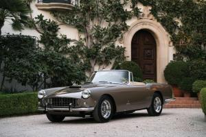 1961 Ferrari 250 GT Cabriolet Series II by Pininfarina Karissa Hosek (c) 2017 Courtesy of RM Sotheby's preview