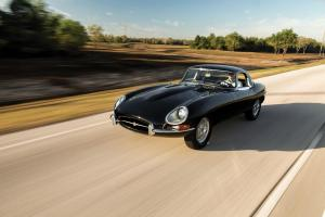 1966 Jaguar E Type Series 1 4.2 Litre Roadster Courtesy of RM Sotheby's 2 preview