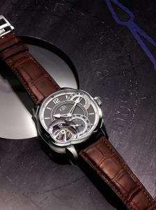 9697 Greubel Forsey Platinum 24 Second Inclined Tourbillon Wristwatch with 72 Hour Power Reserve (lot 916) preview