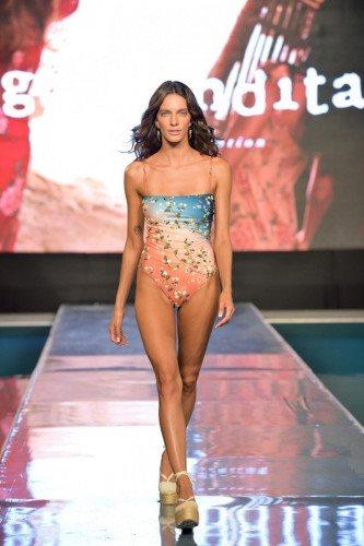 Agua Bendita Swimwear Fashion Show - Paraiso Miami Beach