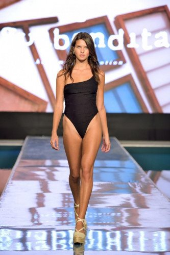 Agua Bendita Swimwear Fashion Show - Paraiso Miami Beach
