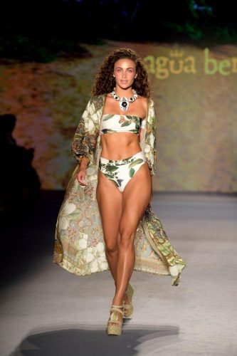 Agua Bendita X Yanbal Fashion Show
