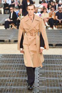 Alexander McQueen SS 2019 Menswear 1
