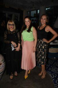 Elysze Held, Jenny Star Perez  Christie Galeano DeMott