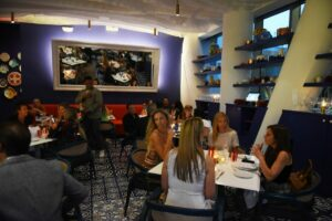 Amare Ristorante Celebrated its Official Opening with a Friends & Family Night