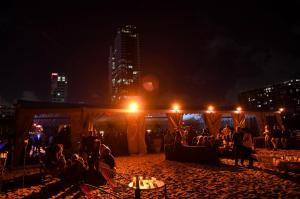 Art Basel Miami Beach kicked off last night at the Up&Down Art Week Pop Up at Sixty Beach, SIXTY Hotels