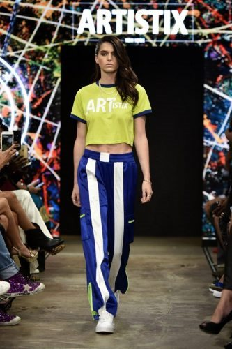 "Artistix Debuts It's ""Adventure"" Collection During NYFW"