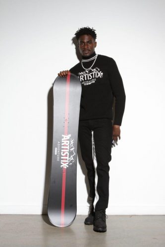 "Artistix Debuts It's ""Adventure"" Collection During NYFW Bringing High Fashion to the Slopes"