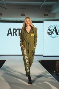 Artistix Fall Winter 2018 at New York Fashion Week 17