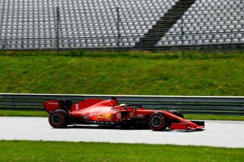GP AUSTRIA F1/2020 -  SABATO 04/07/2020