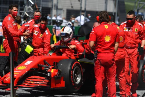 GP AUSTRIA F1/2020 -  DOMENICA 05/07/2020