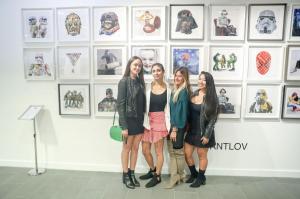 Sami Aponte, Gabi Blinder, Carrie Hyman, Ana Marquez preview
