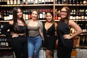 Agatha Persico, Serena Troise, Gaile Valenzuela,  Laura DiPaolo1