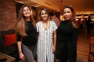 Kiersten Pacelli, Tatiana Nicholls, Elodie Hintermann4