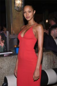 Lais Ribeiro at US Book Launch of Backstage Secrets by Russell James