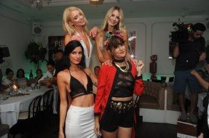 Bagatelle Miami Beach and Celebrity Page Co-Hosted VIP Affair for Bastille Day @ Miami Swim 45
