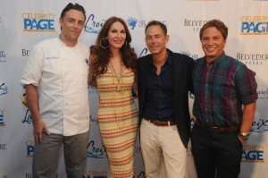 Bagatelle Miami Beach and Celebrity Page Co-Hosted VIP Affair for Bastille Day @ Miami Swim 25