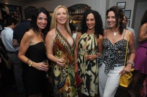 Bagatelle Miami Beach and Celebrity Page Co-Hosted VIP Affair for Bastille Day @ Miami Swim 21