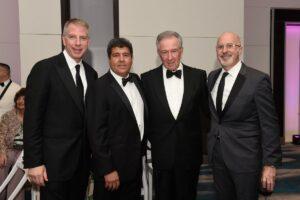 Jonathan Messenger, Albert Tano, Neil Messenger, Javier Hernandez Lichtl