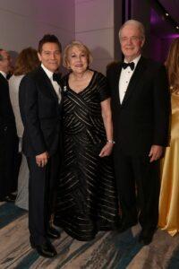 Michael Feinstein, Suzanne Keeley, Brian Keeley1