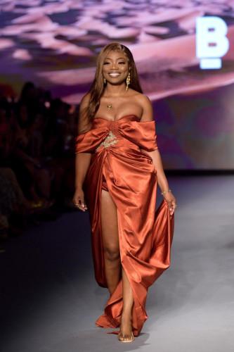 Bfyne x Models Of Color Matter Runway Show Paraiso Miami Beach 2021