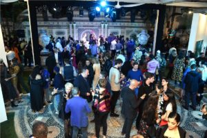 9th ANNUAL BOMBAY SAPPHIRE ARTISAN SERIES FINALE PARTY-3 45