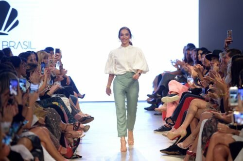 Brazil Fashion Forum Fashion Show 2019