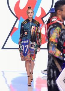 Burning Guitars clothing at Los Angeles Fashion Week SS18 Art Hearts Fashion LAFW 3