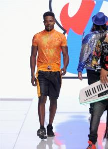 Burning Guitars clothing at Los Angeles Fashion Week SS18 Art Hearts Fashion LAFW 9