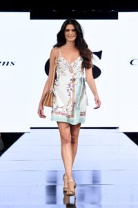 CARMEN STEFFENS At New York Fashion Week Powered by Art Hearts Fashion