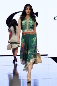 CARMEN STEFFENS At New York Fashion Week Powered by Art Hearts Fashion