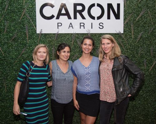 CARON PARIS CELEBRATES THE U.S. LAUNCH OF POUR UN HOMME SPORT AT THE FLATIRON ROOM IN NYC
