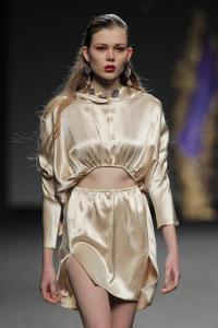 CHERRY MASSIA Mercedes-Benz Fashion Week Madrid 11