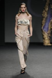 CHERRY MASSIA Mercedes-Benz Fashion Week Madrid 13