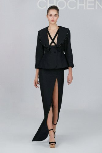 CHOCHENG Unveils SS21 Collection at NYFW