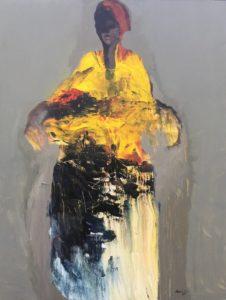 Z GALLERY ARTS Khaled Alkhani La mariee 2017