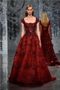 Zaida Nakad Couture Collection 2018 33