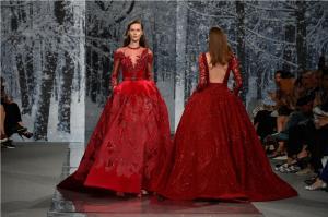 Zaida Nakad Couture Collection 2018 49