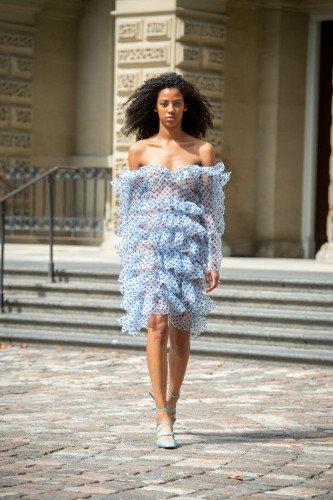 Canadian Designer RVNG Debuts at NYFW