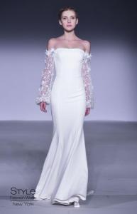 Carmen Marc Valvo FW'18 Bridal Showcase During New York Fashion Week Presented by Style Fashion Week 1