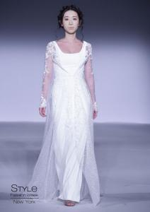 Carmen Marc Valvo FW'18 Bridal Showcase During New York Fashion Week Presented by Style Fashion Week 5