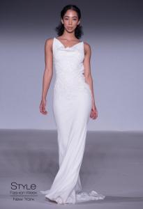 Carmen Marc Valvo FW'18 Bridal Showcase During New York Fashion Week Presented by Style Fashion Week 9