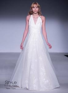 Carmen Marc Valvo FW'18 Bridal Showcase During New York Fashion Week Presented by Style Fashion Week 15