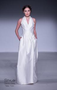Carmen Marc Valvo FW'18 Bridal Showcase During New York Fashion Week Presented by Style Fashion Week 13