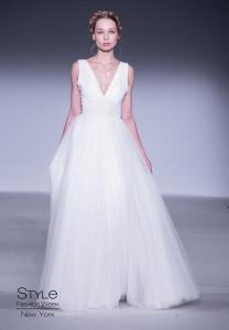 Carmen Marc Valvo FW'18 Bridal Showcase During New York Fashion Week Presented by Style Fashion Week 17